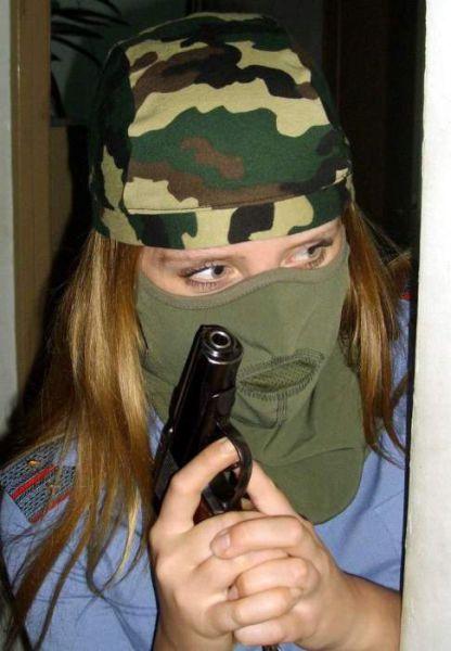 ロシアの可愛い警官16