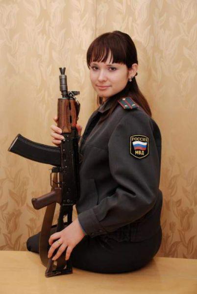 ロシアの可愛い警官15