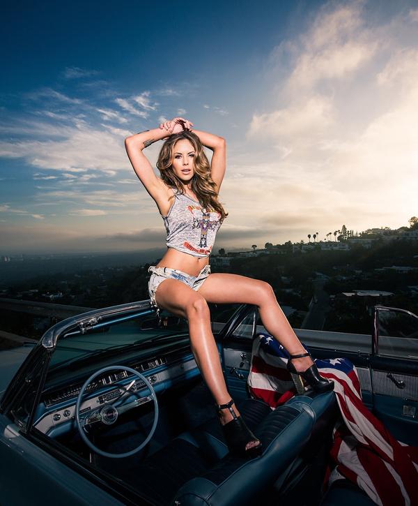 Brittney Palmer ブリトニーパーマー アメリカの美女 18