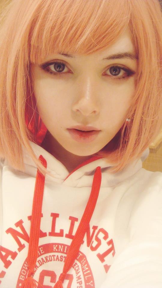 ピンク髪のKatya Lischina 6