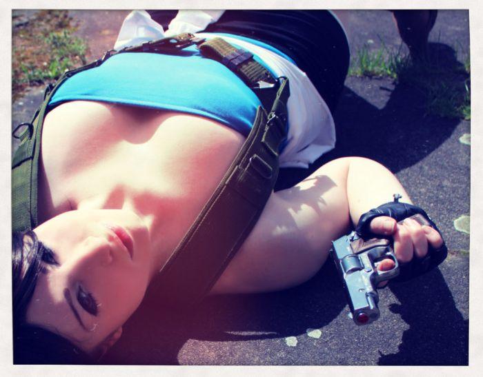 海外コスプレ写真 ハイクオリティ、ハイレベルな白人美女 42