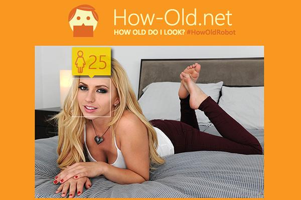 海外ポルノ女優の年齢を調べてみた how-old.net 1