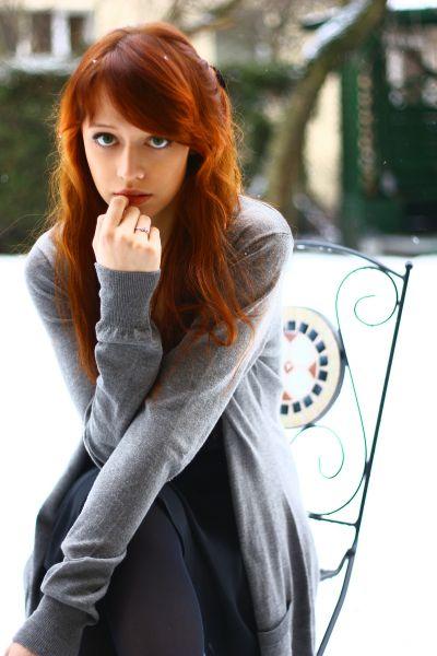 redheads 赤毛が可愛いキュートな海外の女の子 56