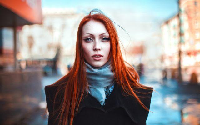 redheads 赤毛が可愛いキュートな海外の女の子 55