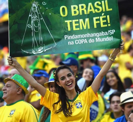 ブラジル美女 - ワールドカップ - サッカーサポーター 18