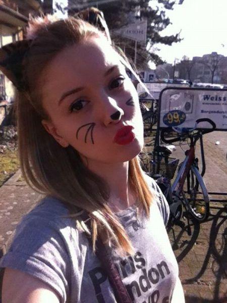 外国人の可愛い彼女 16