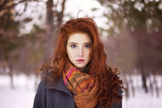 redheads 赤毛が可愛いキュートな海外の女の子 69