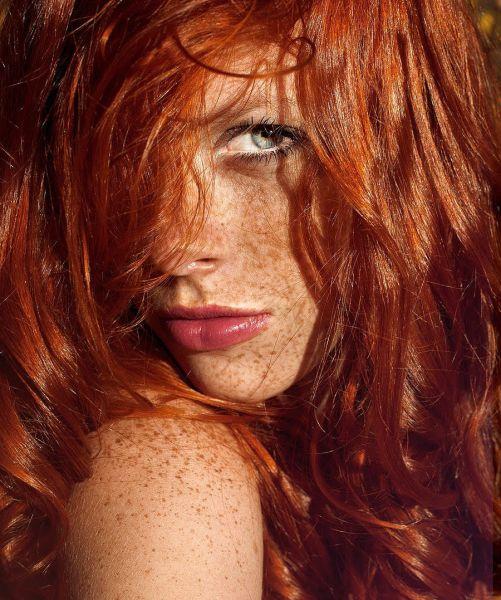 redheads 赤毛が可愛いキュートな海外の女の子 37