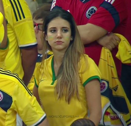 ブラジル美女 - ワールドカップ - サッカーサポーター 17