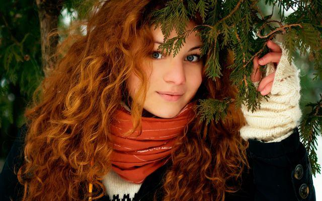 redheads 赤毛が可愛いキュートな海外の女の子 20