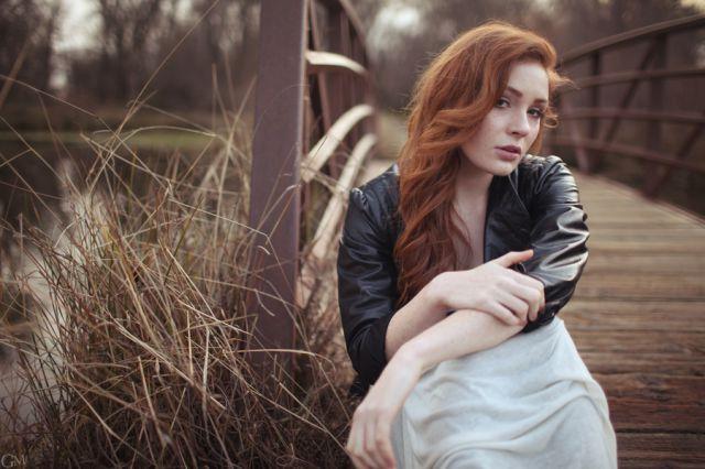 redheads 赤毛が可愛いキュートな海外の女の子 65