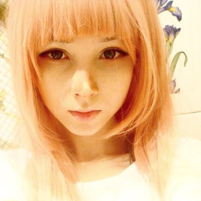 ピンク髪のKatya Lischina 10