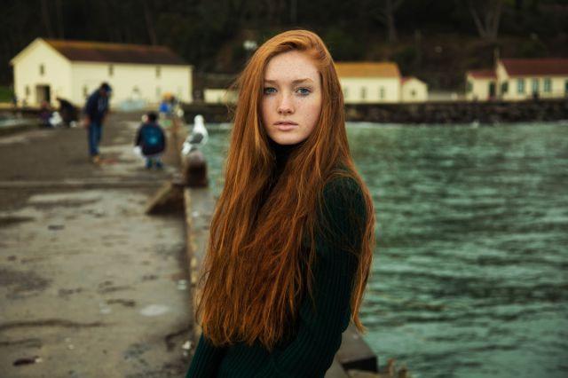 redheads 赤毛が可愛いキュートな海外の女の子 12