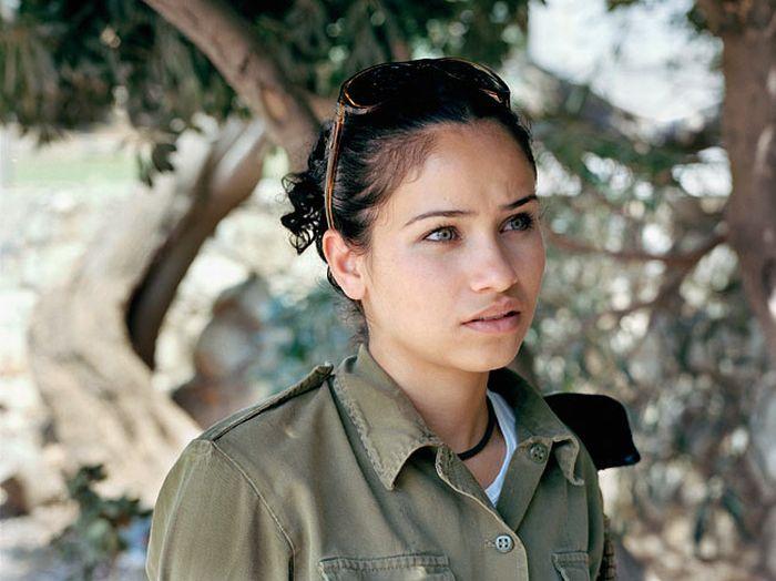 イスラエル女性軍人