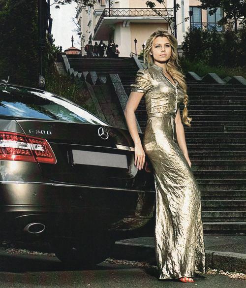 ウクライナの美女 kristina-kots--gotlib 2
