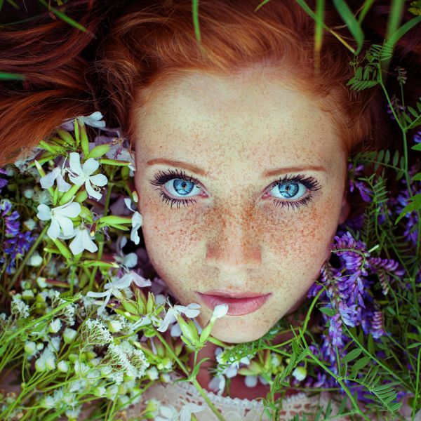 redheads 赤毛が可愛いキュートな海外の女の子 43