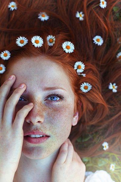 redheads 赤毛が可愛いキュートな海外の女の子 74