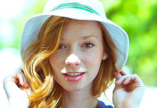 redheads 赤毛が可愛いキュートな海外の女の子 35