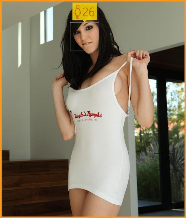 海外ポルノ女優の年齢を調べてみた how-old.net 4