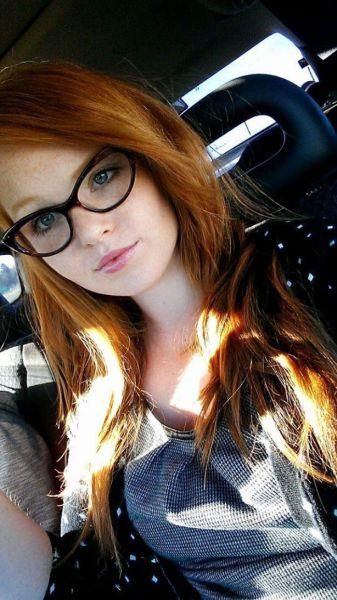 redheads 赤毛が可愛いキュートな海外の女の子 61