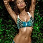 【画像】GABRIELA CRUZ スレンダーなイギリスの白人美女モデル