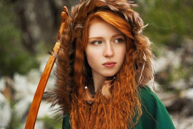 redheads 赤毛が可愛いキュートな海外の女の子 8