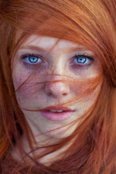 redheads 赤毛が可愛いキュートな海外の女の子 71