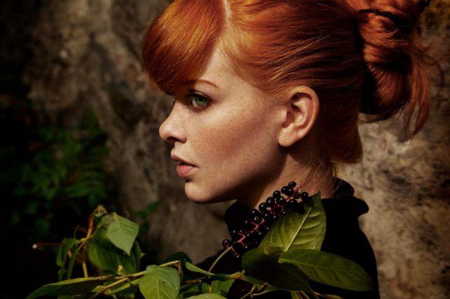redheads 赤毛が可愛いキュートな海外の女の子 77