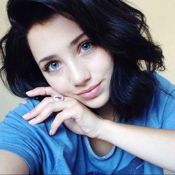 外国人の可愛い彼女 21