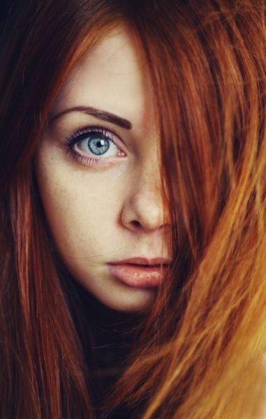 redheads 赤毛が可愛いキュートな海外の女の子 17