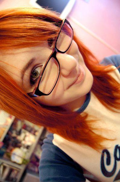 redheads 赤毛が可愛いキュートな海外の女の子 18