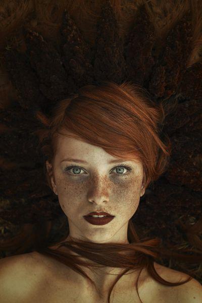 redheads 赤毛が可愛いキュートな海外の女の子