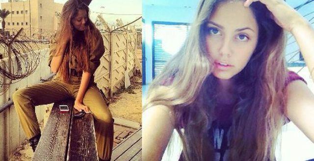 ハンサム可愛いイスラエル美女