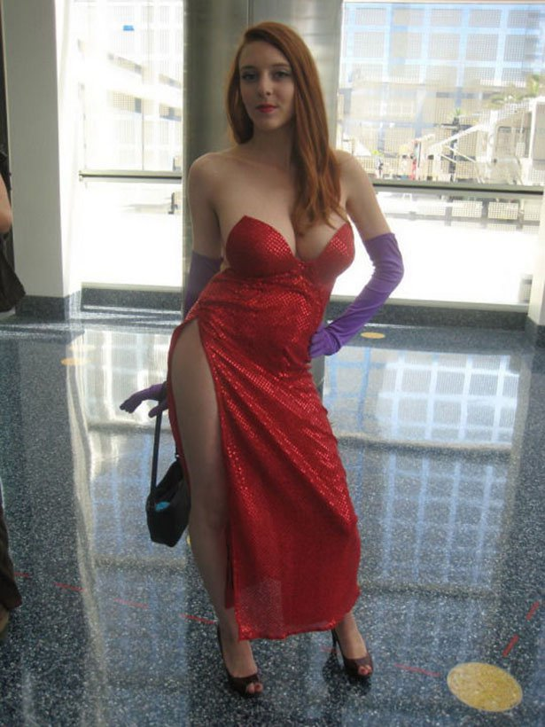 海外コスプレ写真 ハイクオリティ、ハイレベルな白人美女 8