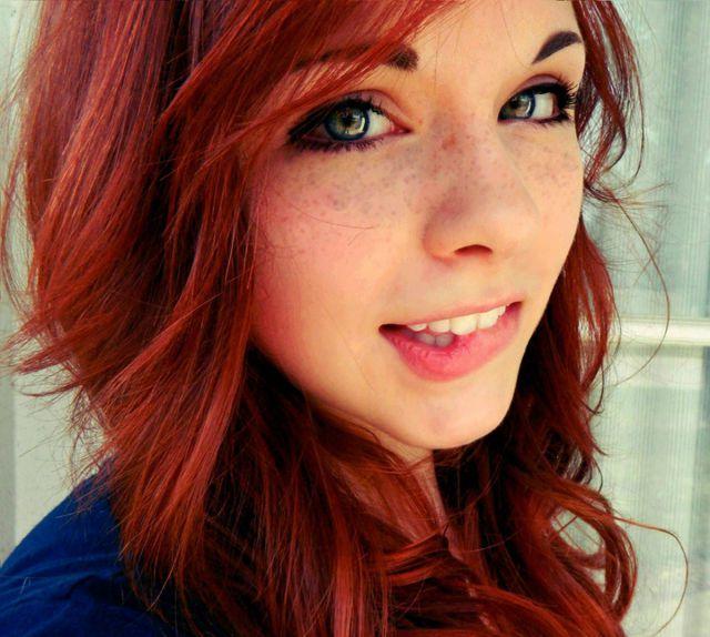 redheads 赤毛が可愛いキュートな海外の女の子 11