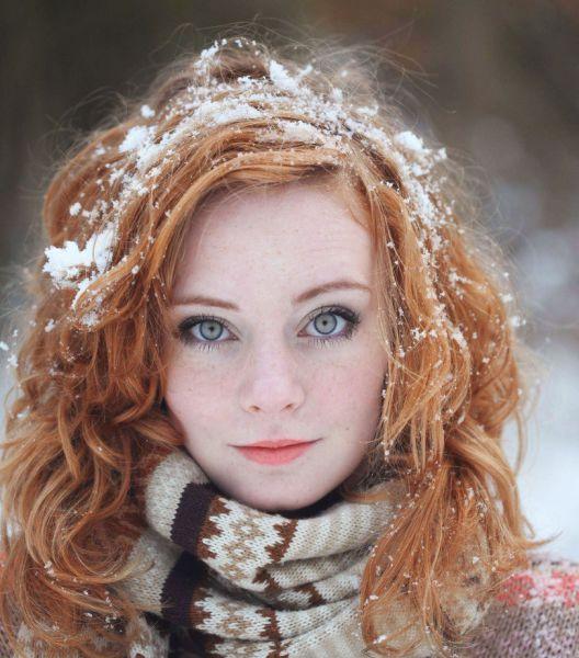 redheads 赤毛が可愛いキュートな海外の女の子 7
