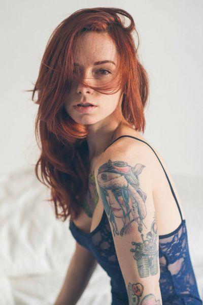 redheads 赤毛が可愛いキュートな海外の女の子 45
