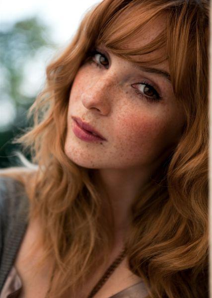 redheads 赤毛が可愛いキュートな海外の女の子 73