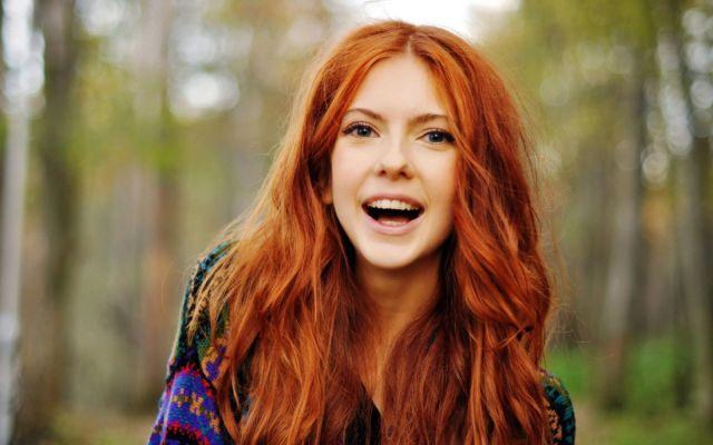 redheads 赤毛が可愛いキュートな海外の女の子 54