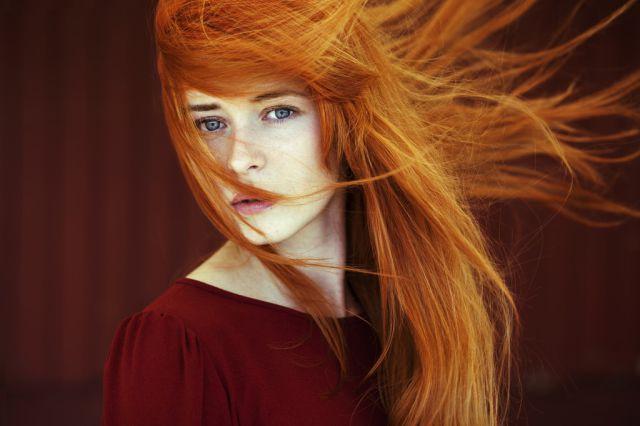 redheads 赤毛が可愛いキュートな海外の女の子 76