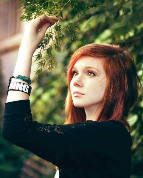 redheads 赤毛が可愛いキュートな海外の女の子 50
