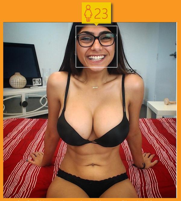海外ポルノ女優の年齢を調べてみた how-old.net 2