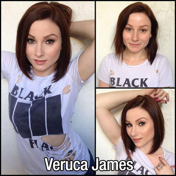 Veruca  James